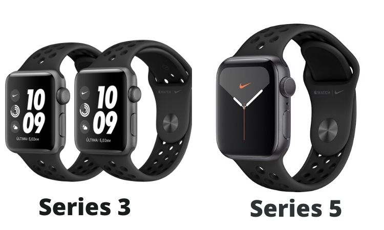 reloj inteligente apple